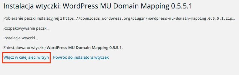 Wordpress Multisite 5
