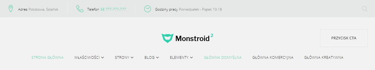 Monstroid 2 header 6