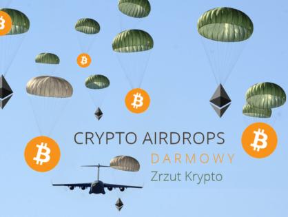 Lista wykorzystanych airdropów + Aktualny stan projektu blockchain <i>Które darmowe tokeny stały się wartościowe?</i> SPIS CRYPTO AIRDROPS