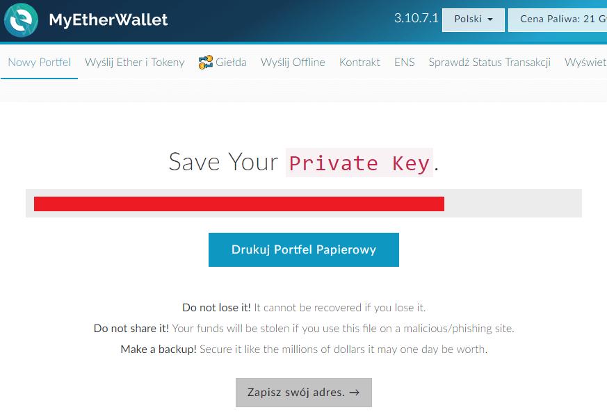 MyEtherWallet.com Rejestracja3