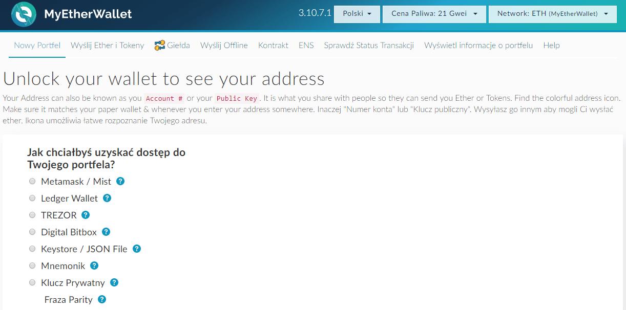 MyEtherWallet.com Rejestracja4