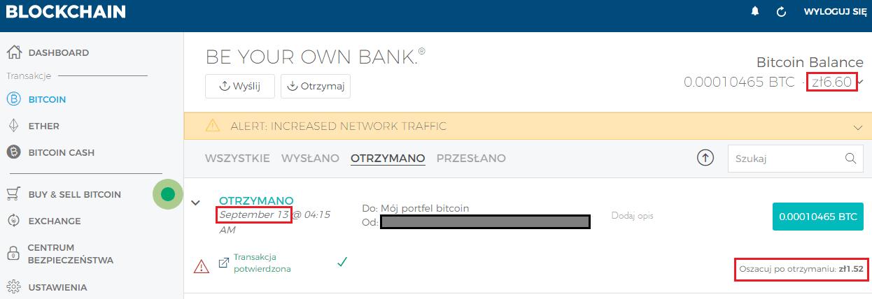 Coinpot Pierwsza wypłata kryptowalut